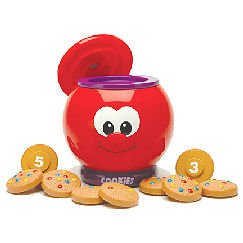 Learning Journey Intl / Count & Learn Cookie Jar