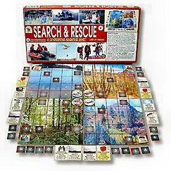 Family Pastimes - Search and Rescue