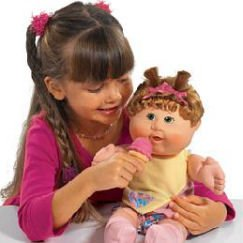 Play Along - Cabbage Patch Kids® Messy Face Baby