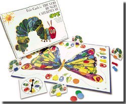 Briarpatch The Very Hungry Caterpillar Game