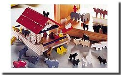 Haba/TC Timber Noah's Ark