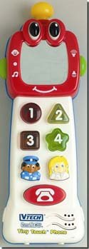 VTech Industries Tiny Touch Phone